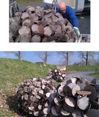 Imaginaire Levenslijn work In progress 2012